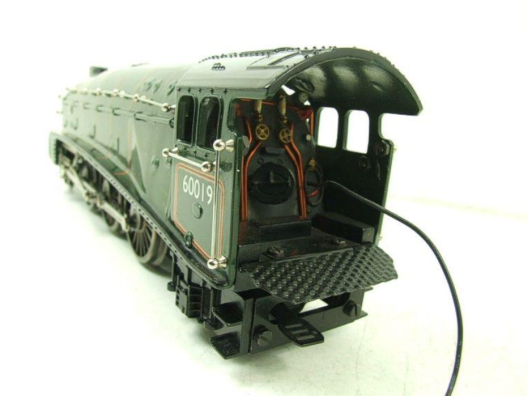 "Ace Trains O Gauge E4 A4 Pacific BR Green ""Bittern"" R/N 60019 Electric 3 Rail Boxed image 12"