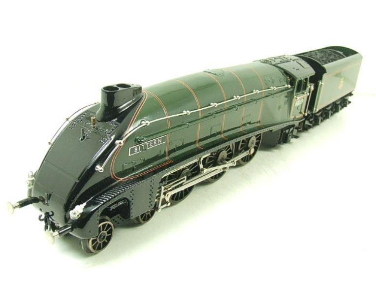 "Ace Trains O Gauge E4 A4 Pacific BR Green ""Bittern"" R/N 60019 Electric 3 Rail Boxed image 15"