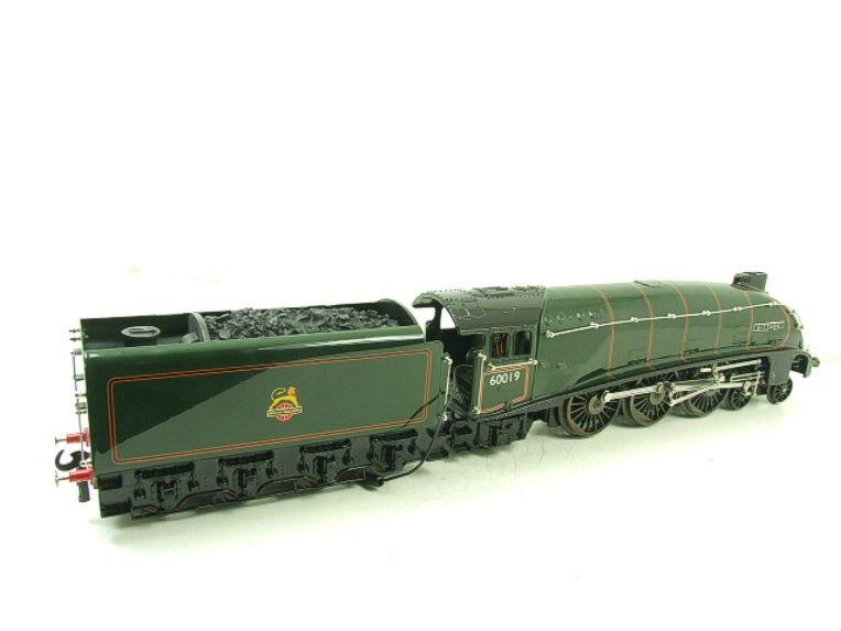 "Ace Trains O Gauge E4 A4 Pacific BR Green ""Bittern"" R/N 60019 Electric 3 Rail Boxed image 17"