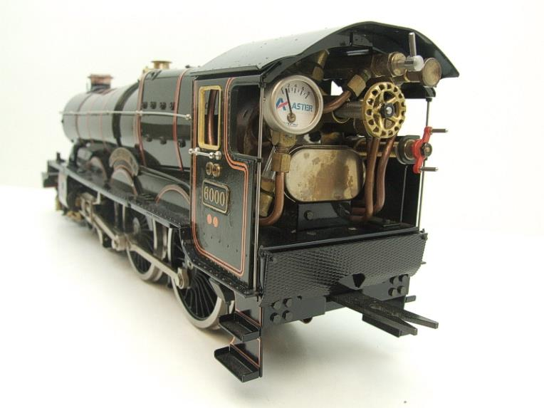 "Gauge 1 Aster GWR King Class ""King George V"" R/N 6000 Live Steam F/Built As New Boxed image 12"
