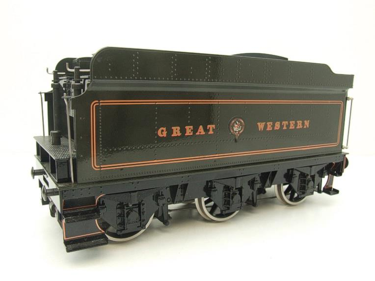 "Gauge 1 Aster GWR King Class ""King George V"" R/N 6000 Live Steam F/Built As New Boxed image 14"