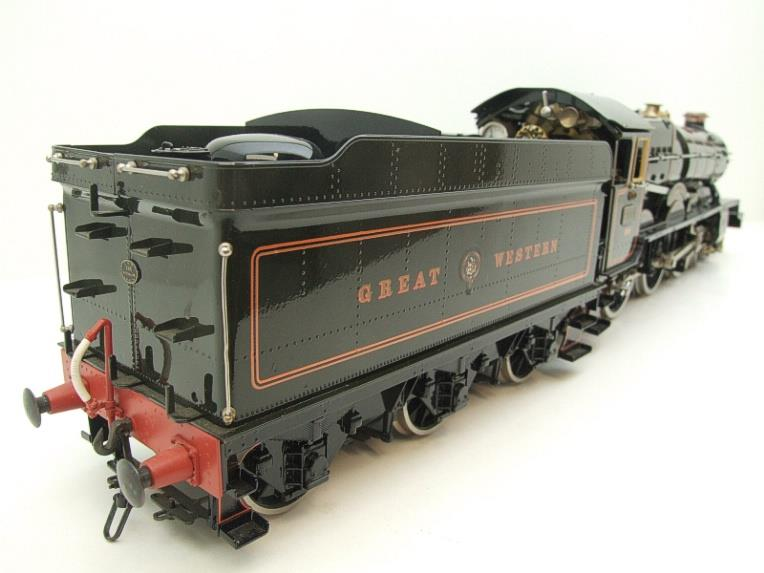 "Gauge 1 Aster GWR King Class ""King George V"" R/N 6000 Live Steam F/Built As New Boxed image 21"
