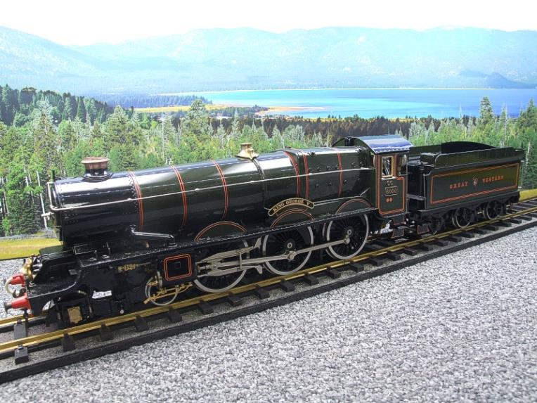"Gauge 1 Aster GWR King Class ""King George V"" R/N 6000 Live Steam F/Built As New Boxed image 22"
