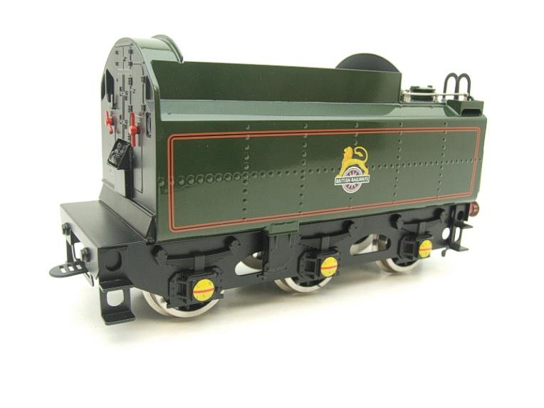 "Ace Trains O Gauge E27D BR Green Britannia Class ""William Shakespeare"" FOB Edition"" R/N 70004 Bxd image 15"