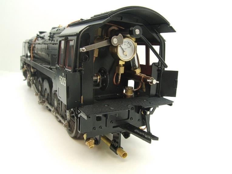 Gauge 1 Aster Accucraft BR Black Class 9F 2-10-0 Loco & Tender R/N 92059 Live Steam As New image 12