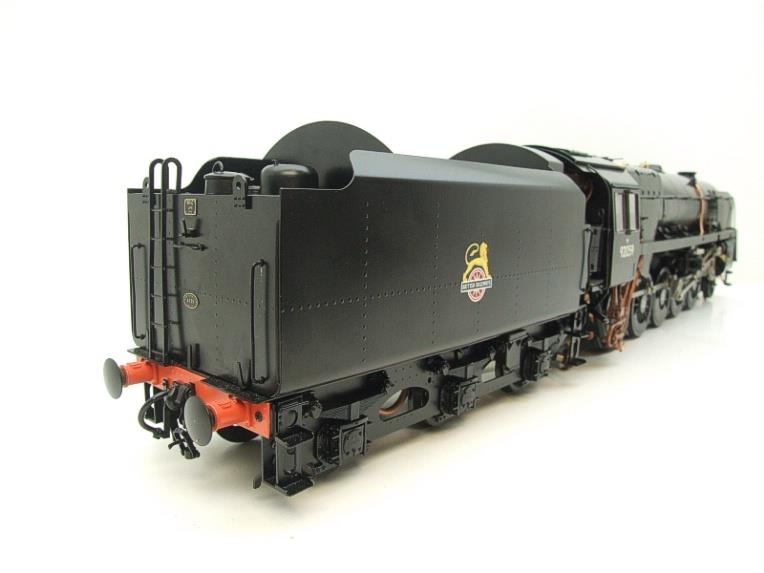 Gauge 1 Aster Accucraft BR Black Class 9F 2-10-0 Loco & Tender R/N 92059 Live Steam As New image 19