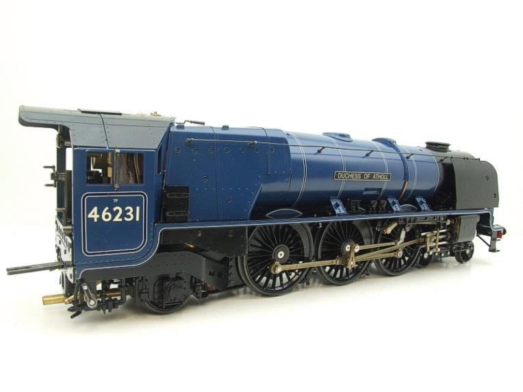 "Gauge 1 Aster BR Blue Duchess Class ""Duchess of Atholl"" R/N 46231 Live Steam Boxed image 13"