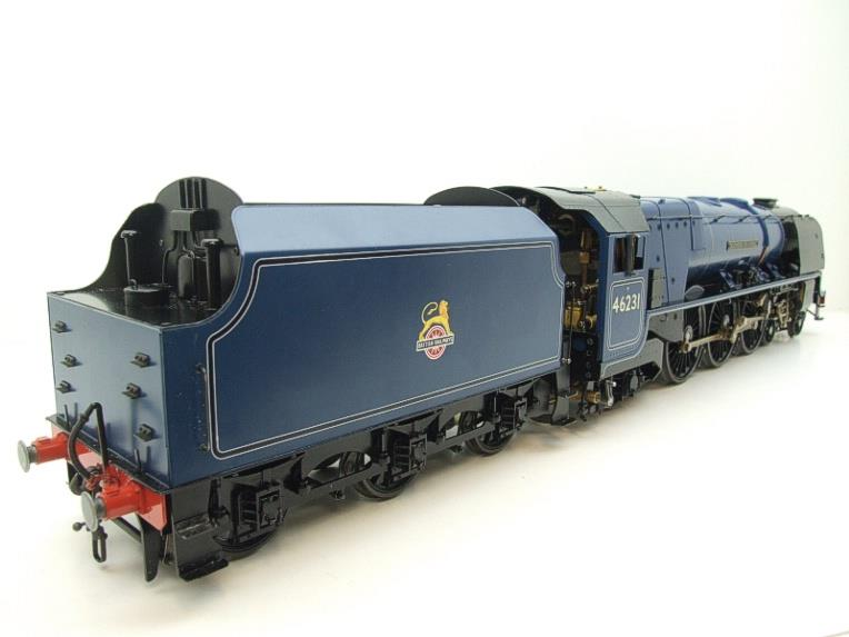 "Gauge 1 Aster BR Blue Duchess Class ""Duchess of Atholl"" R/N 46231 Live Steam Boxed image 21"