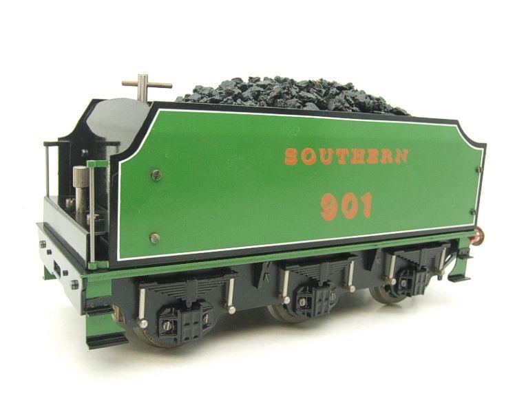 "Gauge 1 Aster SR ""Southern"" 4-4-0 Schools Class ""Winchester"" R/N 901 Live Steam Unsteamed image 15"