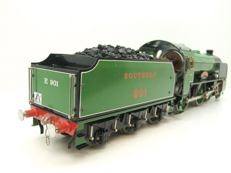 "Gauge 1 Aster SR ""Southern"" 4-4-0 Schools Class ""Winchester"" R/N 901 Live Steam Unsteamed image 21"