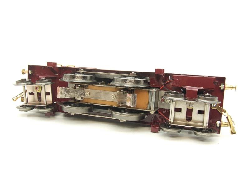 "Ace Trains O Gauge ELM 1 ""LMS"" Maroon  4-4-4 Tank Loco R/N 4-4-4 Electric 3 Rail Mint Boxed image 12"