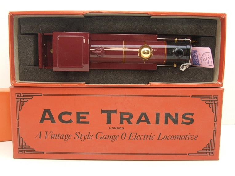 "Ace Trains O Gauge ELM 1 ""LMS"" Maroon  4-4-4 Tank Loco R/N 4-4-4 Electric 3 Rail Mint Boxed image 15"