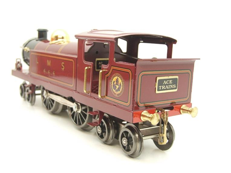 "Ace Trains O Gauge ELM 1 ""LMS"" Maroon  4-4-4 Tank Loco R/N 4-4-4 Electric 3 Rail Mint Boxed image 16"