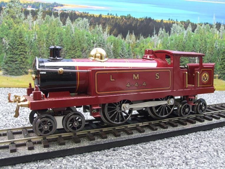 "Ace Trains O Gauge ELM 1 ""LMS"" Maroon  4-4-4 Tank Loco R/N 4-4-4 Electric 3 Rail Mint Boxed image 17"