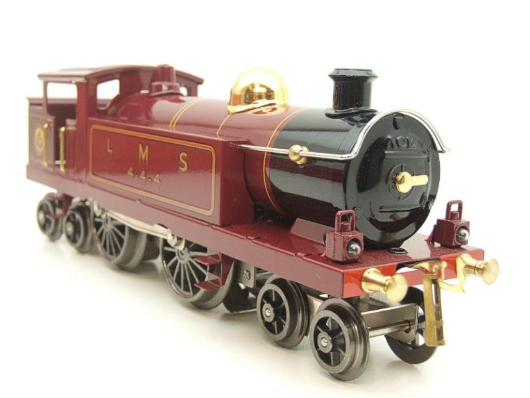 "Ace Trains O Gauge ELM 1 ""LMS"" Maroon  4-4-4 Tank Loco R/N 4-4-4 Electric 3 Rail Mint Boxed image 18"