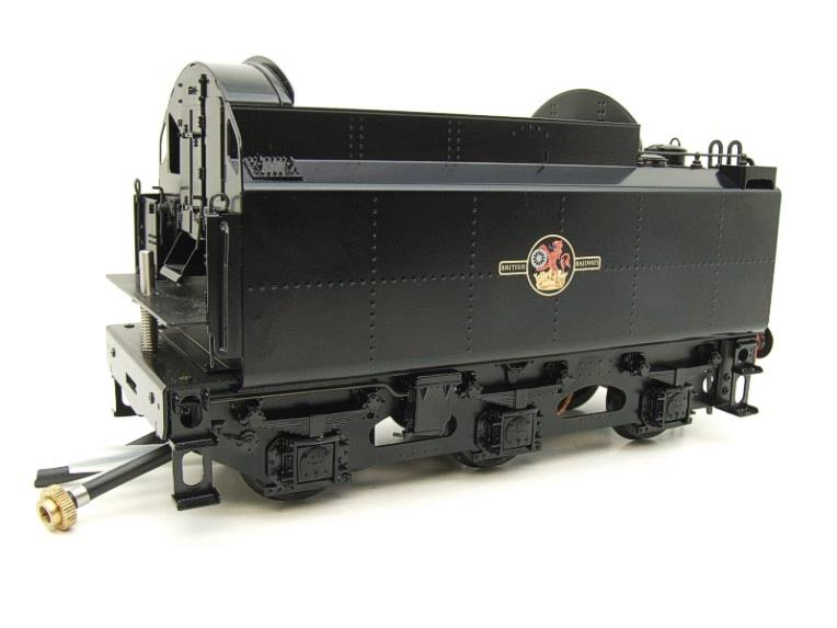 Gauge 1 Aster BR Black Class 9F Loco & Tender 2-10-0 R/N 92214 Live Steam Direct From Aster UK image 15