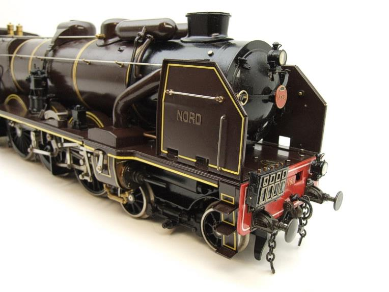 "Gauge 1 Aster Chapelons ""NORD"" 4-6-2 Loco & Tender R/N 3.1192 Live Steam Direct From Aster UK image 11"