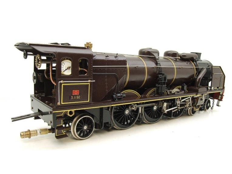 "Gauge 1 Aster Chapelons ""NORD"" 4-6-2 Loco & Tender R/N 3.1192 Live Steam Direct From Aster UK image 13"