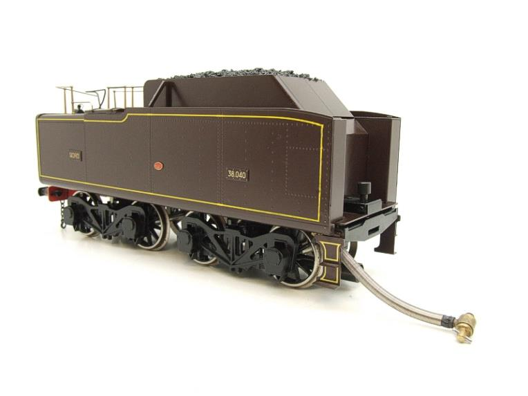 "Gauge 1 Aster Chapelons ""NORD"" 4-6-2 Loco & Tender R/N 3.1192 Live Steam Direct From Aster UK image 15"