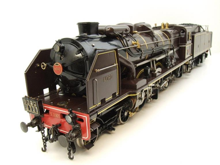 "Gauge 1 Aster Chapelons ""NORD"" 4-6-2 Loco & Tender R/N 3.1192 Live Steam Direct From Aster UK image 20"