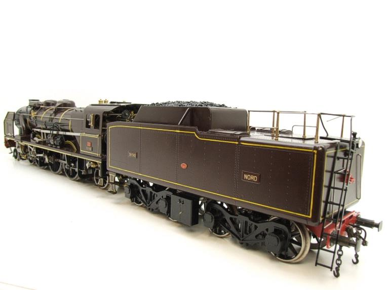 "Gauge 1 Aster Chapelons ""NORD"" 4-6-2 Loco & Tender R/N 3.1192 Live Steam Direct From Aster UK image 21"