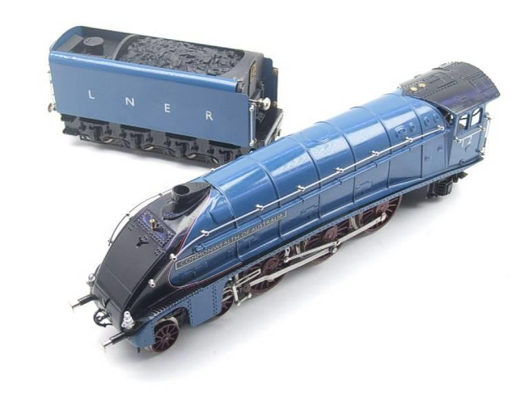 "Ace Trains O Gauge E4 A4 Pacific LNER Blue ""Commonwealth of Australia"" R/N 12 Electric 3 Rail Boxed image 11"