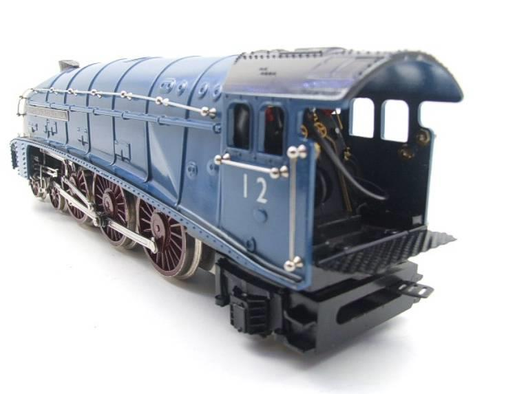 "Ace Trains O Gauge E4 A4 Pacific LNER Blue ""Commonwealth of Australia"" R/N 12 Electric 3 Rail Boxed image 12"