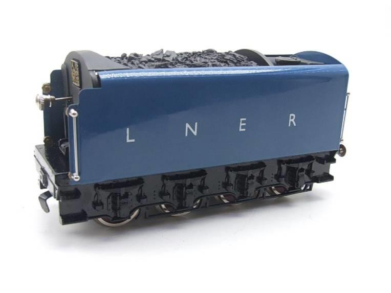 "Ace Trains O Gauge E4 A4 Pacific LNER Blue ""Commonwealth of Australia"" R/N 12 Electric 3 Rail Boxed image 13"