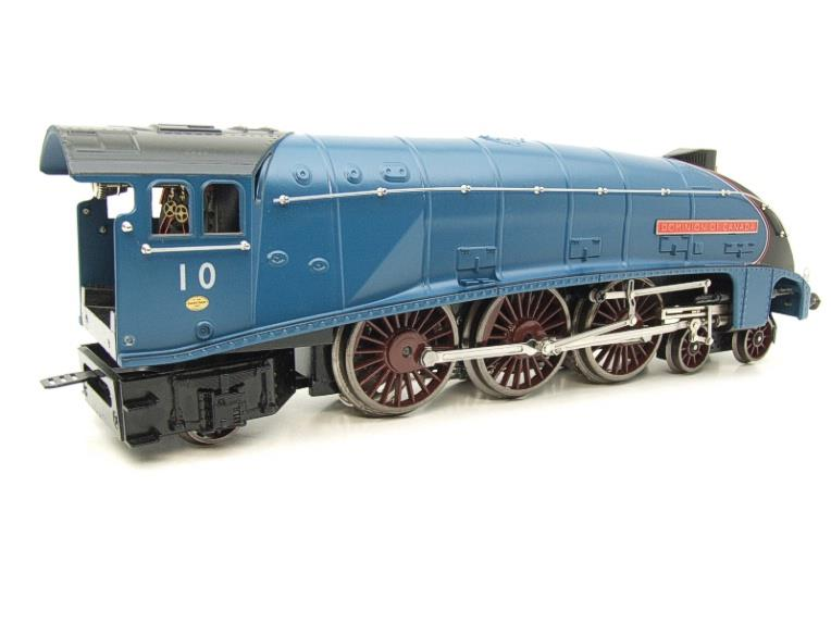 "Darstaed O Gauge LNER Blue A4 Pacific ""Dominion of Canada"" R/N 10 Electric 3 Rail Bxd image 12"