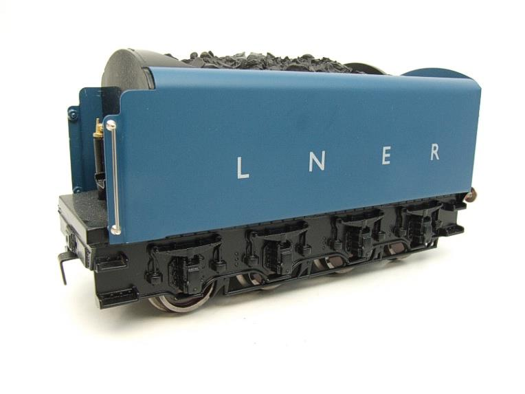 "Darstaed O Gauge LNER Blue A4 Pacific ""Dominion of Canada"" R/N 10 Electric 3 Rail Bxd image 14"