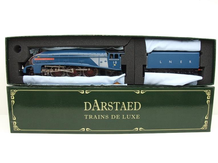"Darstaed O Gauge LNER Blue A4 Pacific ""Dominion of Canada"" R/N 10 Electric 3 Rail Bxd image 17"