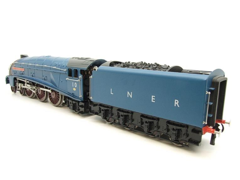 "Darstaed O Gauge LNER Blue A4 Pacific ""Dominion of Canada"" R/N 10 Electric 3 Rail Bxd image 21"