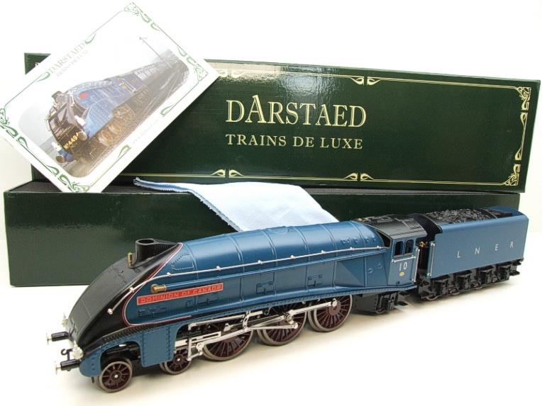 "Darstaed O Gauge LNER Blue A4 Pacific ""Dominion of Canada"" R/N 10 Electric 3 Rail Bxd image 22"