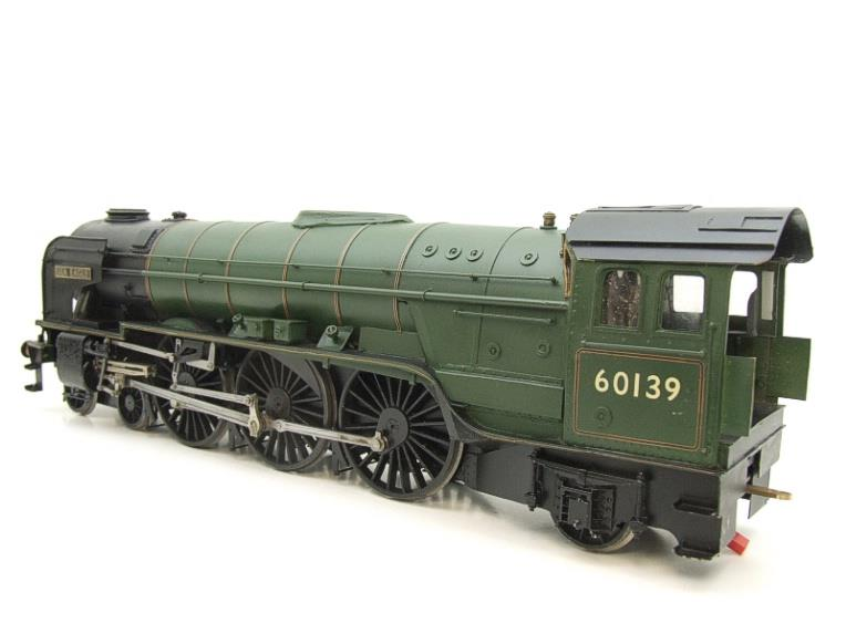 "Gauge 1 Brass BR A1 Peppercorn Class Loco & Tender ""Sea Eagle"" R/N 60139 Fine Scale R/Controlled image 11"