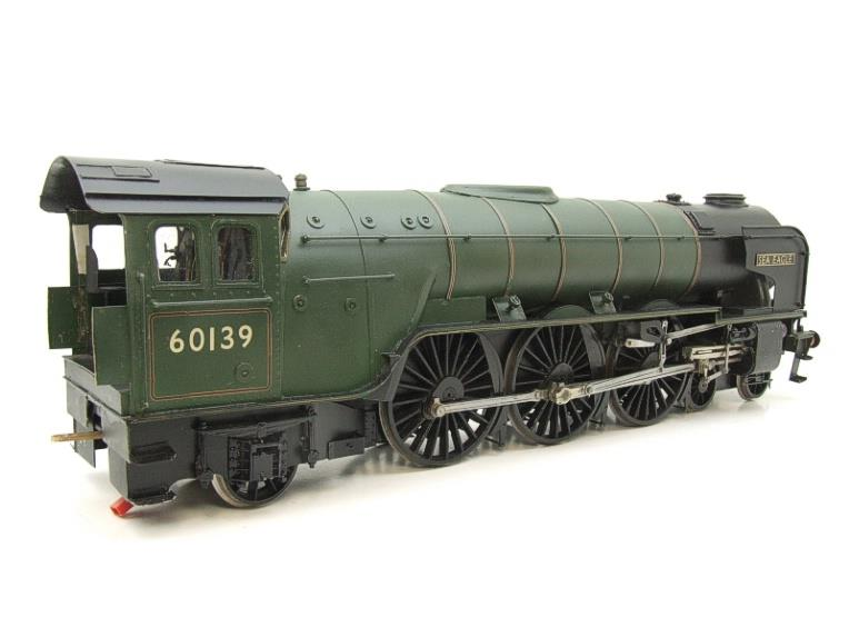 "Gauge 1 Brass BR A1 Peppercorn Class Loco & Tender ""Sea Eagle"" R/N 60139 Fine Scale R/Controlled image 12"