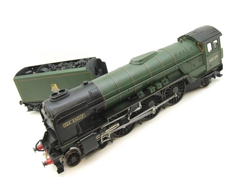"Gauge 1 Brass BR A1 Peppercorn Class Loco & Tender ""Sea Eagle"" R/N 60139 Fine Scale R/Controlled image 14"