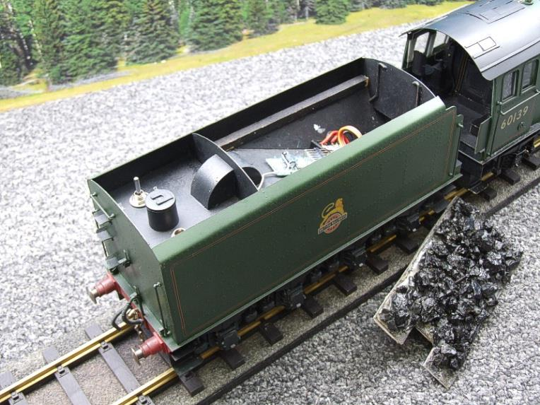 "Gauge 1 Brass BR A1 Peppercorn Class Loco & Tender ""Sea Eagle"" R/N 60139 Fine Scale R/Controlled image 16"