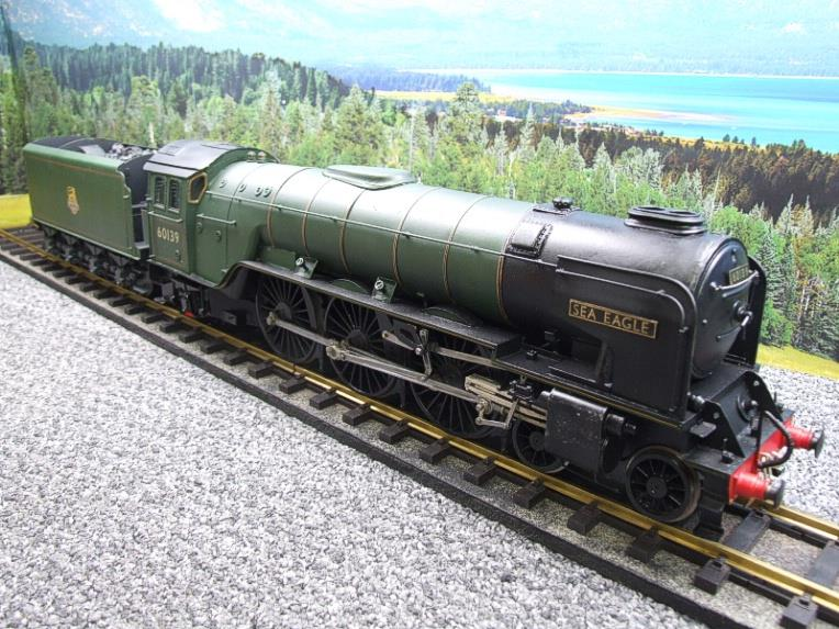 "Gauge 1 Brass BR A1 Peppercorn Class Loco & Tender ""Sea Eagle"" R/N 60139 Fine Scale R/Controlled image 18"
