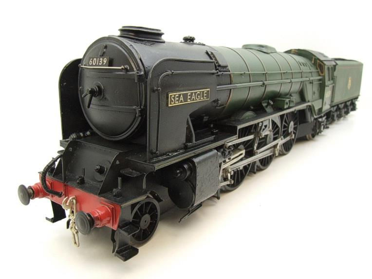 "Gauge 1 Brass BR A1 Peppercorn Class Loco & Tender ""Sea Eagle"" R/N 60139 Fine Scale R/Controlled image 19"