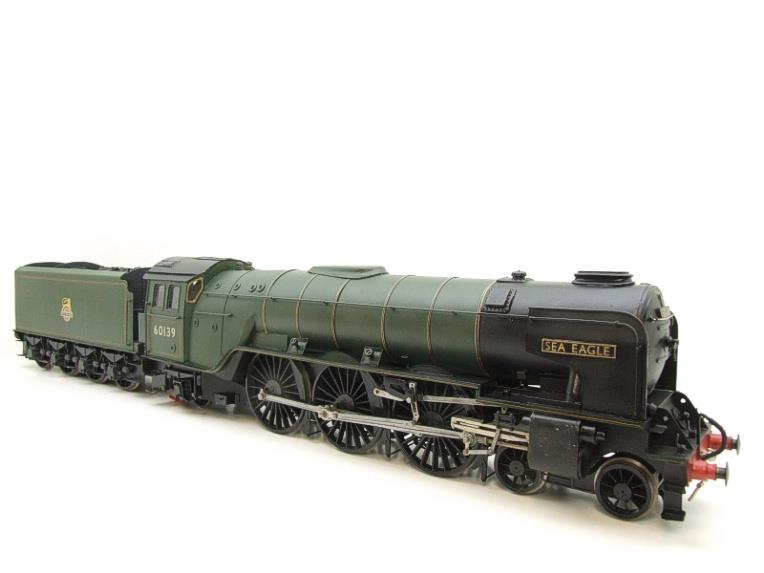"Gauge 1 Brass BR A1 Peppercorn Class Loco & Tender ""Sea Eagle"" R/N 60139 Fine Scale R/Controlled image 21"
