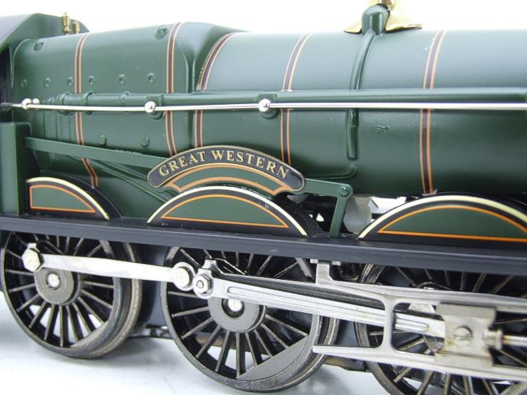 "Ace Trains Darstaed O Gauge GWR Castle Class ""Great Western"" R/N 7007 Electric 3 Rail Bxd image 11"