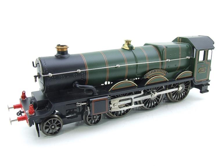 "Ace Trains Darstaed O Gauge GWR Castle Class ""Great Western"" R/N 7007 Electric 3 Rail Bxd image 12"