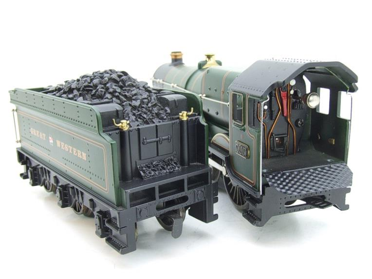 "Ace Trains Darstaed O Gauge GWR Castle Class ""Great Western"" R/N 7007 Electric 3 Rail Bxd image 18"