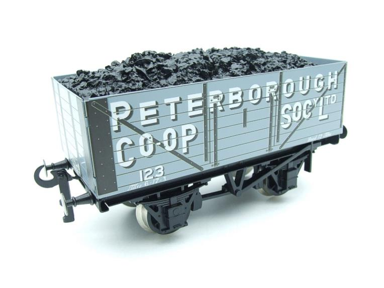 "Ace Trains O Gauge G/5 WS10 Private Owner ""Co-Op"" Coal Wagons x3 Set 10 Bxd image 15"
