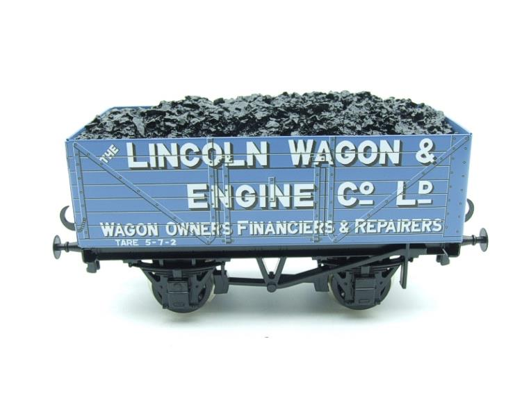 "Ace Trains O Gauge G/5 WS9 Private Owner ""Wagon Builders"" Coal Wagons x3 Set 9 Bxd image 14"