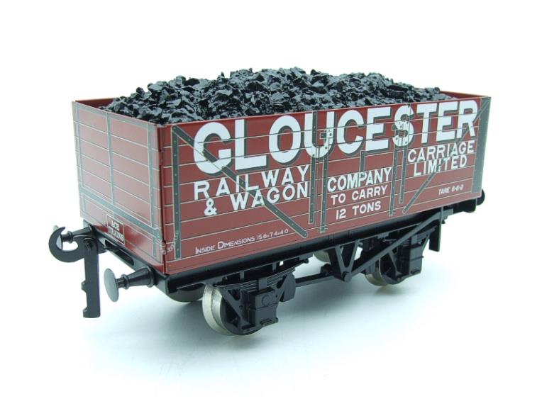 "Ace Trains O Gauge G/5 WS9 Private Owner ""Wagon Builders"" Coal Wagons x3 Set 9 Bxd image 15"