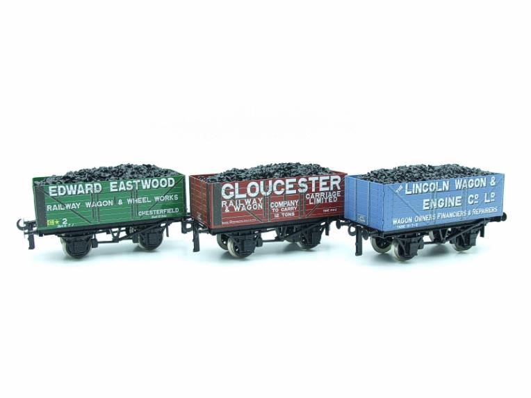 "Ace Trains O Gauge G/5 WS9 Private Owner ""Wagon Builders"" Coal Wagons x3 Set 9 Bxd image 19"