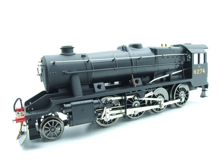 Ace Trains O Gauge E38B1, LMS Un-Lined Satin Black Class 8F, 2-8-0 Locomotive and Tender R/N 8274 image 14