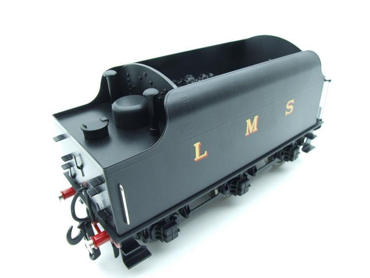 Ace Trains O Gauge E38B1, LMS Un-Lined Satin Black Class 8F, 2-8-0 Locomotive and Tender R/N 8274 image 15