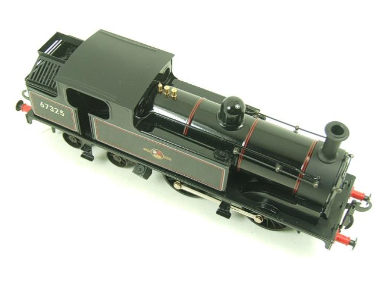 Ace Trains O Gauge E25E1 BR Black 0-4-4T G5 Tank Loco RN 67325 Electric 2/3 Rail Boxed image 12